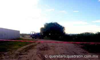Hallan cuerpo sin vida en San Gabriel El Marqués - Quadratín Querétaro