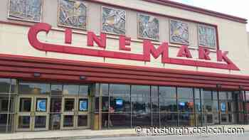 Cinemark Set To Reopen Theaters In Pittsburgh Area Next Week