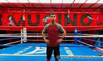 Ángel Acosta se disfruta el entrenar en Monterrey, México - Primera Hora