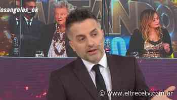 """Ángel de Brito contó que el Cantando 2020 ya tiene ranking de infumables entre los participantes: """"Yo ya lo es - El Trece"""