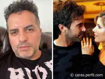 Ángel de Brito reveló cuál fue el motivo que reunió a Laurita Fernández y Cabré - Caras