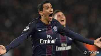 ¡Se volvió loco! Ángel Di Maria celebró eufórico el pase a semifinales de la PSG en la Champions League - RPP Noticias