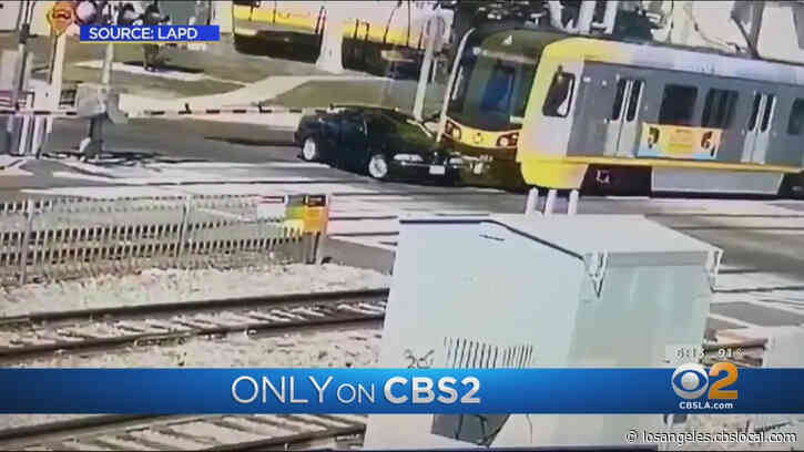 'A Miracle That I'm Standing Here': Man Calls For More LA Metro Safety Measures After Train Collision