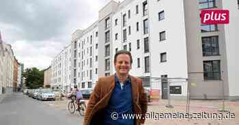 Mainzer Neustadt: Teuer, aber beliebt