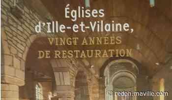 Bazouges-la-Pérouse. Un ouvrage sur les églises du département - maville.com