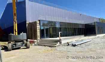 Cesson-Sévigné. Une rénovation de la salle sportive Beausoleil - maville.com