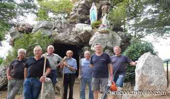 Bruc-sur-Aff. Une célébration sobre pour l'Assomption - maville.com