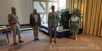 Norbert Holzheid wurde erneut zum Vorsitzenden des Seniorenbeirats der Stadt Schweinfurt gewählt – Lokale Nachrichten aus Stadt - inUNDumSCHWEINFURT_DE