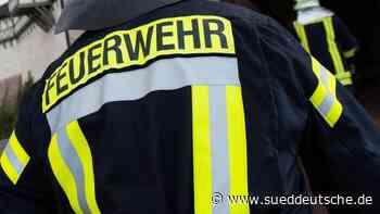 Viele Feuerwehreinsätze in Nordbayern wegen Unwetter - Süddeutsche Zeitung