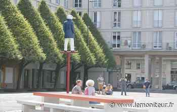 Le Havre : espaces publics en test - Moniteur