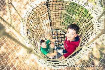 LH Aventures, un parc pour toute la famille en forêt de Montgeon - Tendance Ouest