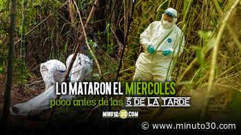 No identificaron al hombre asesinado en Palenque, estas son algunas de sus características - Minuto30.com