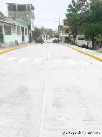 Fortalece SOP imagen urbana en Palenque - ChiapasHoy