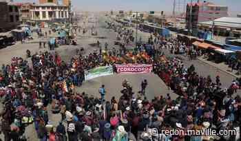 Bolivie. Les élections fixées au 18 octobre, les blocages routiers persistent - maville.com