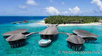 News: World Travel Awards-winning Maldives resort available for private hire