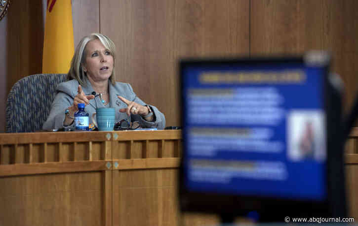 Governor reports 'good news,' sets target for virus cases