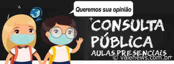 Prefeitura de Caraguatatuba abre Consulta Pública sobre as aulas presenciais - Vale News