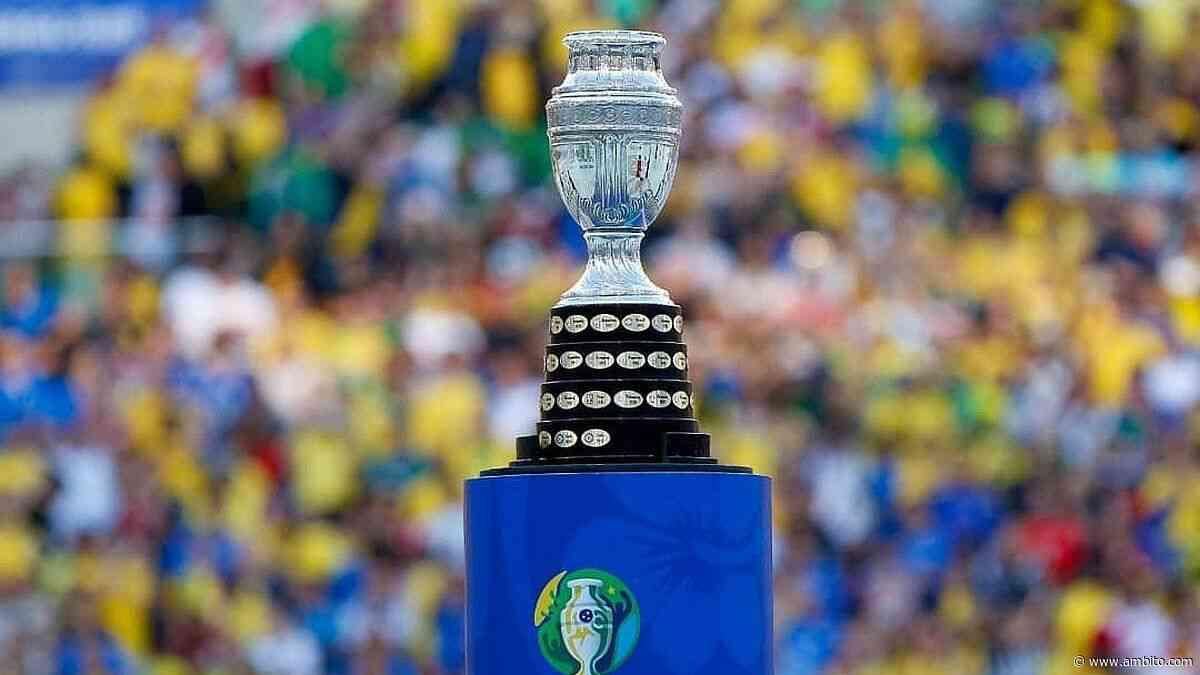 Argentina abrirá la Copa América ante Chile en Buenos Aires - ámbito.com