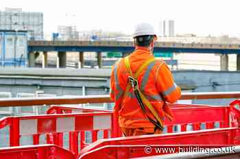 Confidence among construction workers about future prospects begins to ebb away