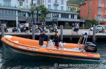 Nago Torbole: la guardia costiera sanziona motoscafo non autorizzato - la VOCE del TRENTINO