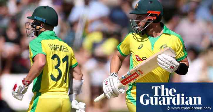 Cricket Australia gets green light for limited overs tour of England