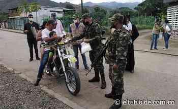 Prevención en las calles de Yotoco - El Tabloide