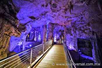 Estas grutas están cerca de la Ciudad de México, ¿ya las conoces? | El Universal - El Universal