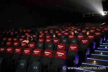 Cines y museos se reabrieron en la Ciudad de México, con estrictas medidas de seguridad - El Universo