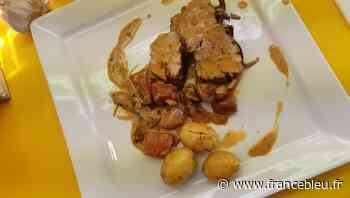 Morlaas : la tournée des marchés France Bleu, filet mignon de porc au foin - francebleu.fr