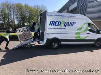 Medequip secures CES contract from Medway Council - Access and Mobility Professional
