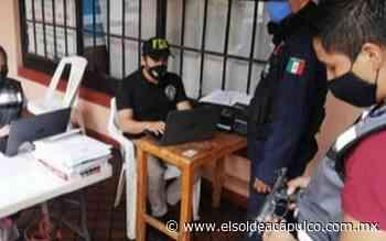 Inicia proceso de revisión y registro de archivo balístico en Huitzuco - El Sol de Acapulco