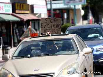 California courts lift eviction and foreclosure moratorium. In the absence of a new law 365,000 households in the state are at risk of eviction.