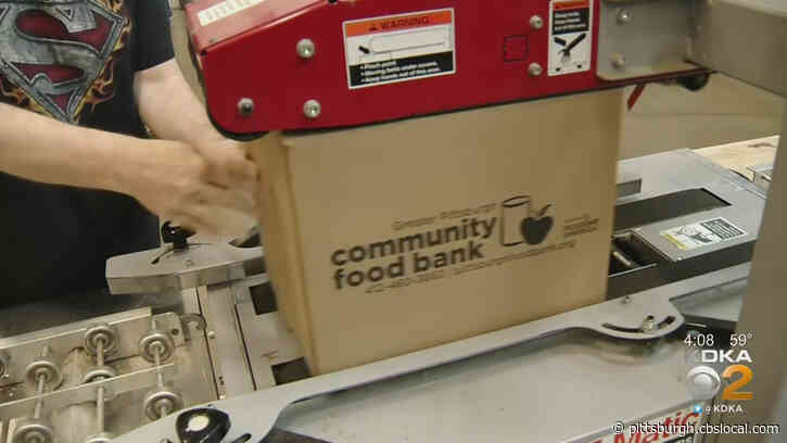Food Distribution Scheduled For Saturday Morning In McKeesport
