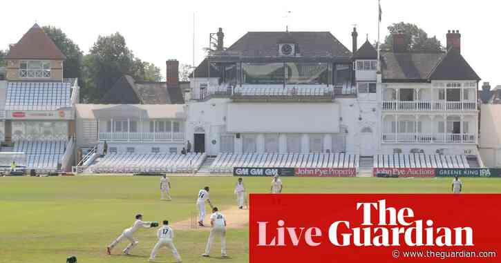 County cricket: Essex top South Group as Notts collapse to Yorkshire – as it happened