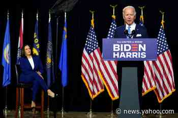 Joe Biden, Kamala Harris to give DNC convention speeches in Wilmington, Delaware