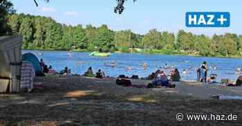 Burgwedel: Baden im Springhorstsee ist noch Geheimtipp - Hannoversche Allgemeine