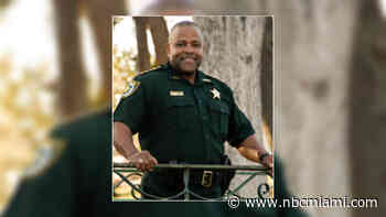 Sheriff From North Florida County Arrested Following Sex Scandal Investigation