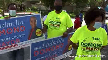 First-Time Candidate, Ludmilla Domond, Running for Miami-Dade Mayor