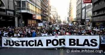 Córdoba: una multitudinaria movilización reclamó Justicia por Blas Correas, el adolescente de 17 años asesinado por policías - infobae