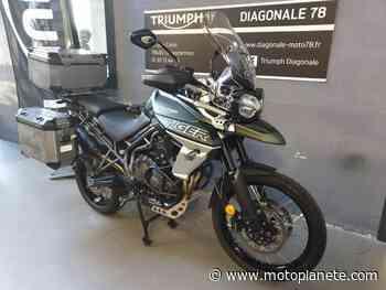 Triumph TIGER 800 XCA 2020 à 12990€ sur LOUVECIENNES - Occasion - Motoplanete
