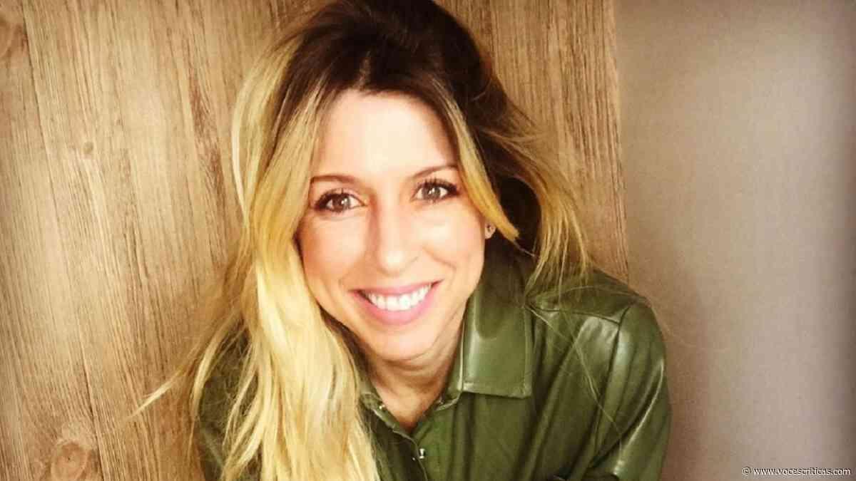 """La falla de Florencia Bertotti mientras enseñaba una receta en TikTok: """"Estoy dormida"""" - Voces Críticas"""