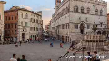 Meteo Perugia domani sabato 15 agosto: cielo sereno - MeteoWeek