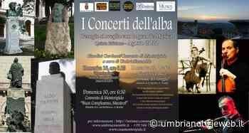 """UmbriaEnsemble - Comune di Perugia, Assessorato alla Cultura. I Concerti dell'Alba, Quinta Edizione """"Marmi parlanti. Storie di personaggi illustri"""". Domenica 16 Agosto, ore 6.15 - Giardini Carducci, Perugia - Umbria Notizie Web"""