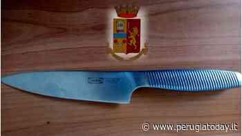 Perugia, minaccia un uomo col coltello in zona Fontivegge: denunciato - PerugiaToday