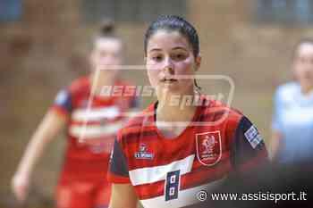 """Perugia Futsal femminile, altro """"salto"""": dall'Under 19 alla Prima Squadra, ecco Sara Bonifazi - AssisiSport"""