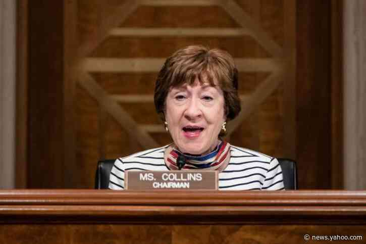 GOP Sen. Susan Collins is 'concerned' about U.S. Postal Service delays, she tells postmaster general