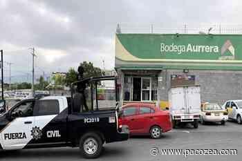 En compañía de una niña, tres mujeres asaltan Aurrerá en Monterrey - PacoZea.com