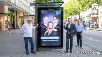 Hamburg: Aktion gegen sexuelle Gewalt von Weißem Ring und Polizei