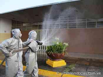 Atienden centros de salud de Cagua con jornadas de desinfección - Últimas Noticias