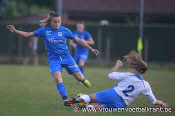 📷 KRC Genk Ladies kloppen Moldavo in oefenwedstrijd - Voetbalnieuws - Vrouwenvoetbalkrant